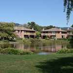 Arroyo Carmel Condos - Small Lake