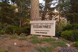 Ocean Pines Condos in Pebble Beach