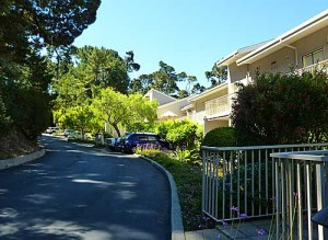 Pebble Beach Condos - Just off Seventeen Mile Dr.