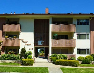 Pacific Grove Condos - The Townhouse