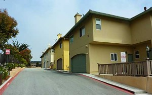 Carmel Circle Townhouses in Marina, CA