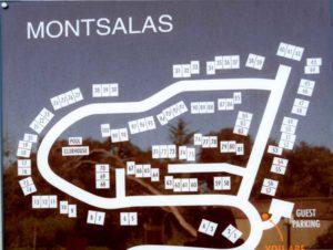 Montsalas Condos - Map